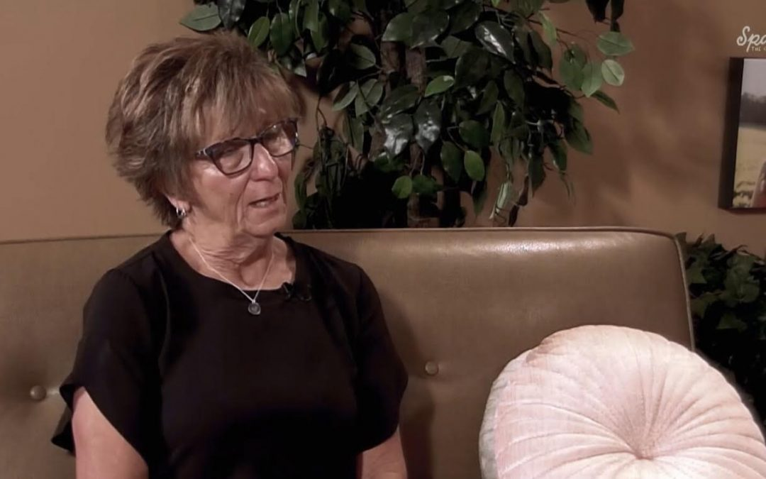 """Episode 5 of """"Sparking the Conversation,"""" Features Educator and Suicide Survivor Pat Gordon With Her Story of Loss and Hope"""