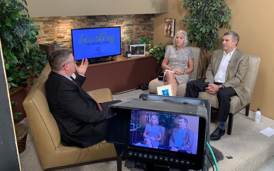 """Episode 2 of """"Sparking the Conversation"""" Introduces The Mission of the Ohio Suicide Prevention Foundation"""