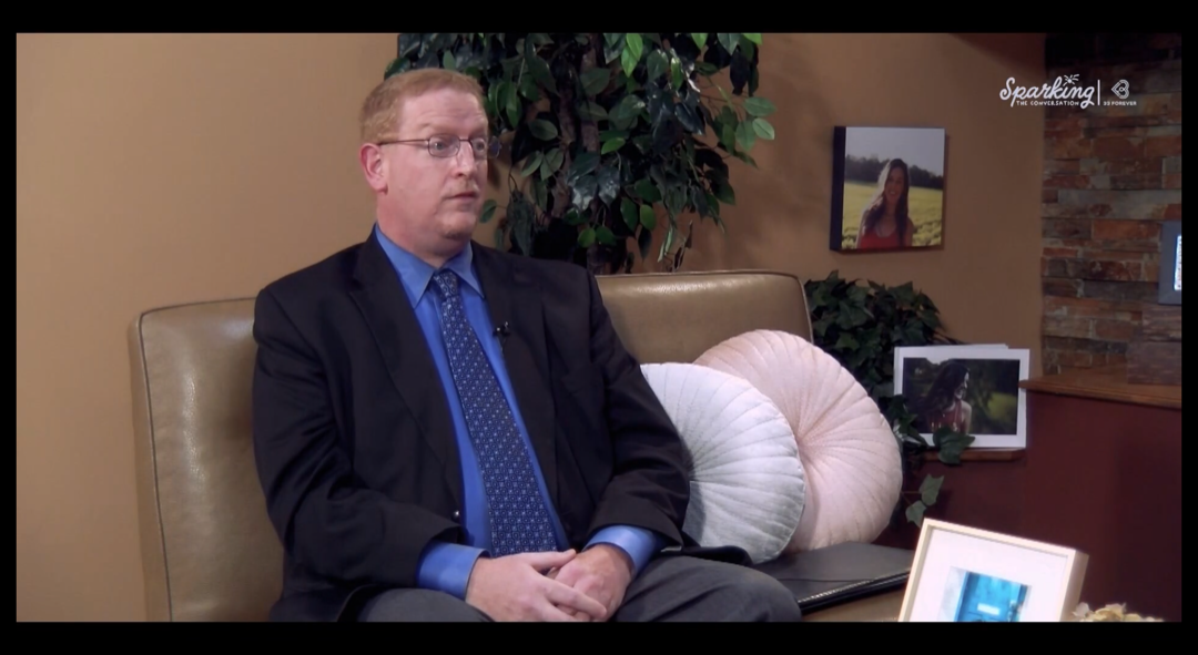 """Episode 4 of """"Sparking the Conversation,"""" Features Joe Trolian, Executive Director of the Richland County (Ohio) Mental Health & Recovery Services Board"""