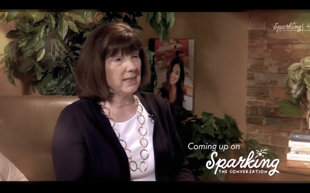 """Episode 7 of """"Sparking the Conversation,"""" Features Mary Kay Pierce, NAMI Richland County Executive Director"""