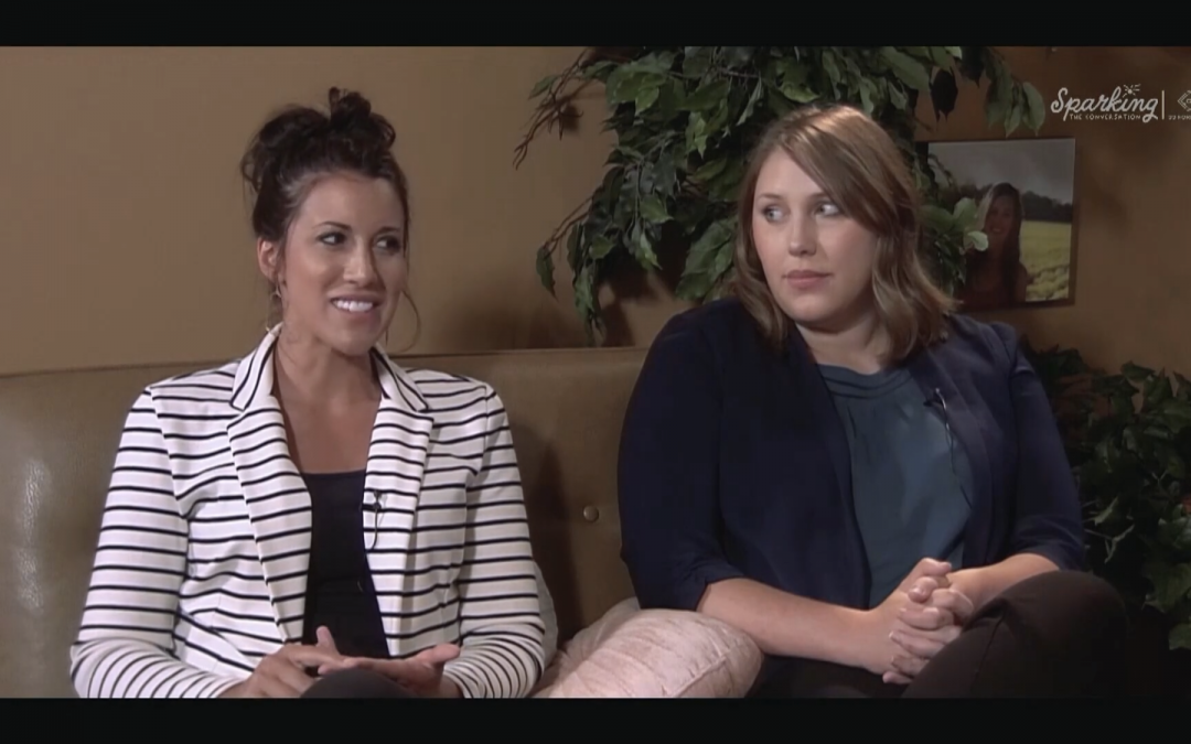 """Episode 13 of """"Sparking the Conversation,"""" Features Dr. Johanna Wilson and Nicole Wurstle from Hope419 in Mansfield and Ashland, Ohio"""