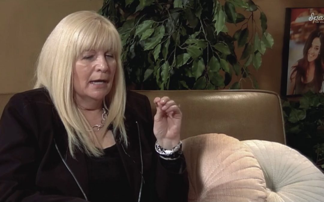 """Episode 16 of """"Sparking the Conversation,"""" Features Sandy Williams, Suicide Prevention Advocate, Sharing Her Personal Story of Loss and Resilience"""